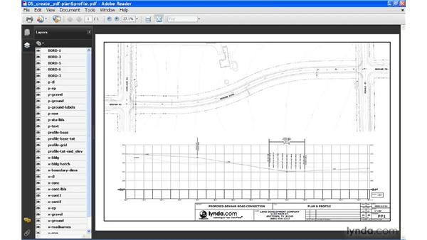 Converting drawings to PDF: AutoCAD 2010 New Features
