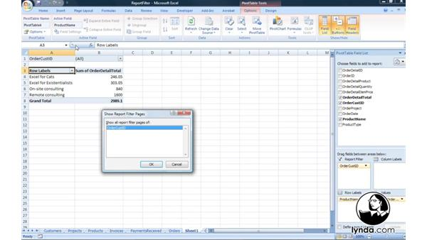 Welcome: Excel 2007: Creating and Managing Invoices