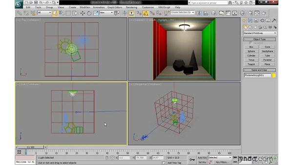 Understanding global illumination: 3ds Max 2010: Lighting and Rendering with mental ray
