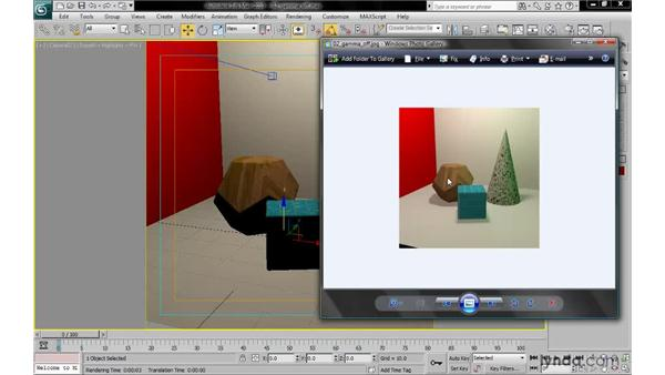 Recognizing the symptoms of incorrect gamma settings: 3ds Max 2010: Lighting and Rendering with mental ray
