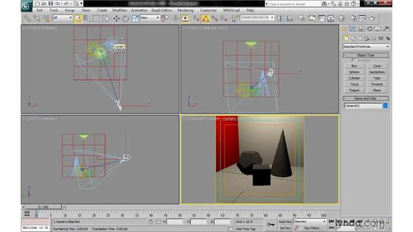 Understanding raytracing: 3ds Max 2010: Lighting and Rendering with mental ray