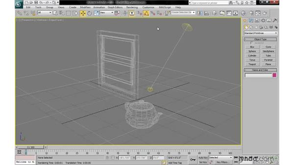 Disabling shadows: 3ds Max 2010: Lighting and Rendering with mental ray