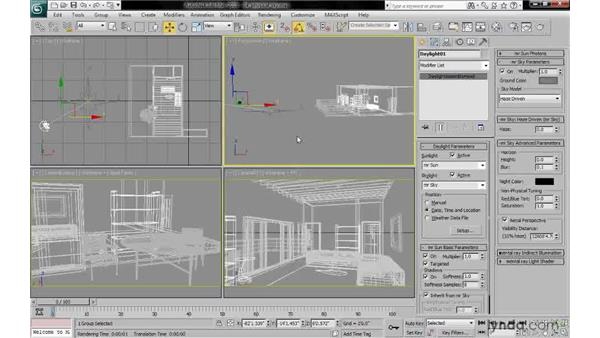 Understanding the mr physical sky environment map: 3ds Max 2010: Lighting and Rendering with mental ray