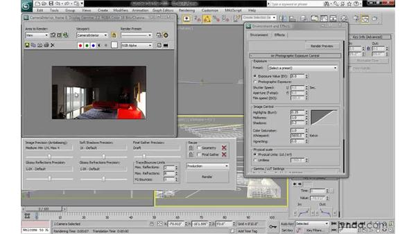 Understanding mr sky portals: 3ds Max 2010: Lighting and Rendering with mental ray