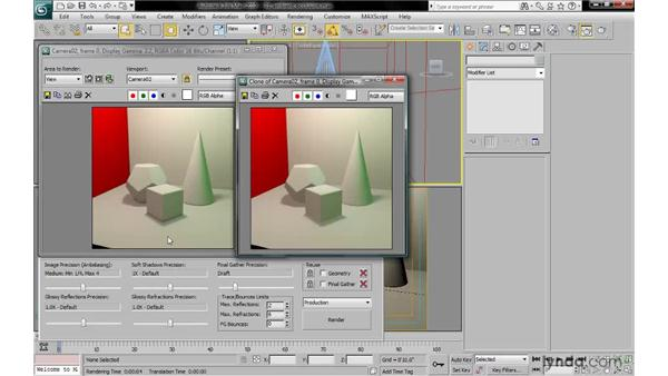 Understanding ambient occlusion: 3ds Max 2010: Lighting and Rendering with mental ray
