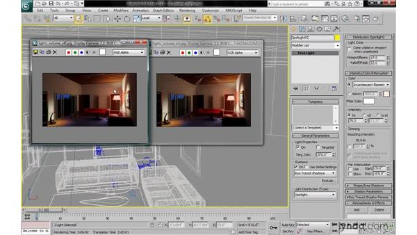 Understanding atmospheres: 3ds Max 2010: Lighting and Rendering with mental ray