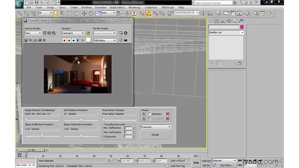 Understanding lens effects: 3ds Max 2010: Lighting and Rendering with mental ray