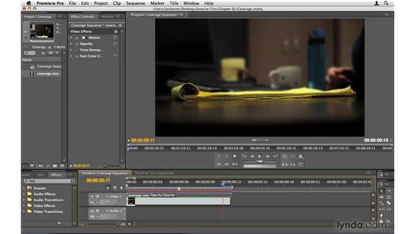 Getting plenty of coverage: Premiere Pro CS4 Beyond the Basics
