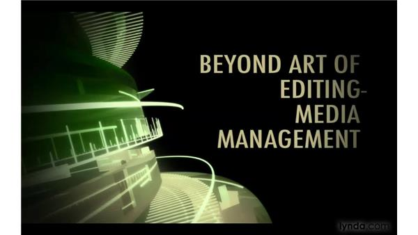 Why is metadata important?: Premiere Pro CS4 Beyond the Basics