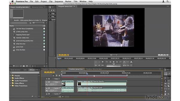 : Premiere Pro CS4 Beyond the Basics
