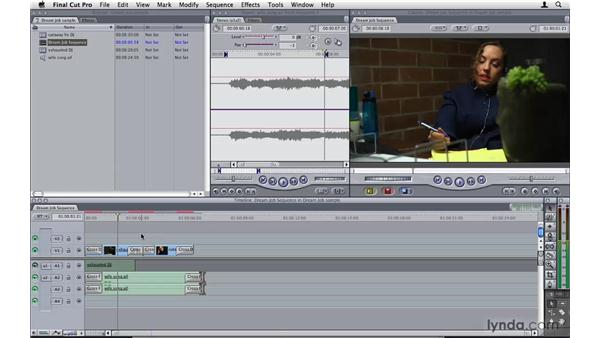 Working with Final Cut Pro: Premiere Pro CS4 Beyond the Basics