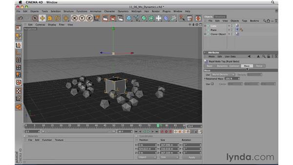 MoDynamics: CINEMA 4D R11.5 Essential Training