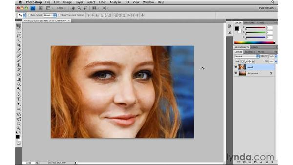 Combining photos: Photoshop CS4: Image Compositing for Photographers