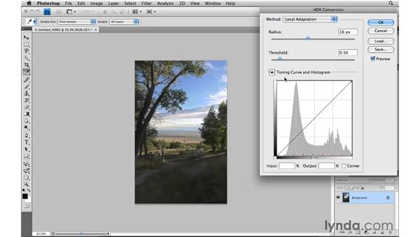 Merging to HDR: Photoshop CS4: Image Compositing for Photographers