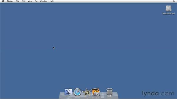 Understanding continuity: Screencasting with the Mac