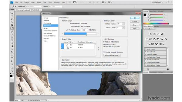 40. Reset and Purge: Photoshop Top 40