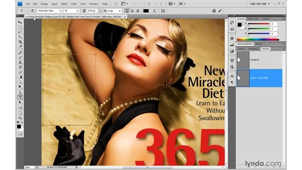 38. Vector type: Photoshop Top 40