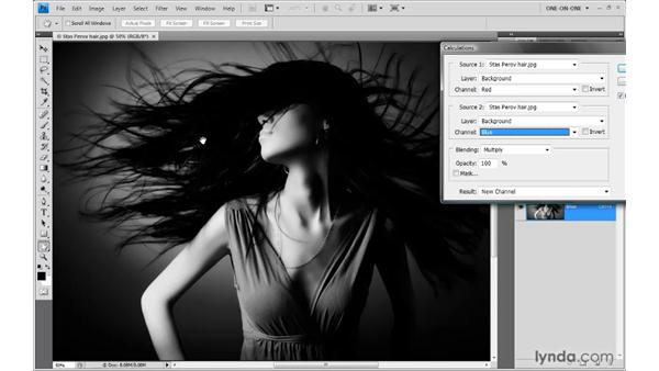 33. Calculations: Photoshop Top 40