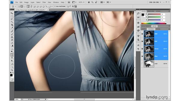 32. The Pen tool: Photoshop Top 40