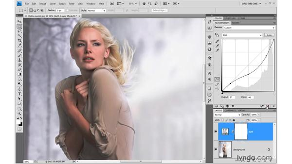 24. Curves: Photoshop Top 40