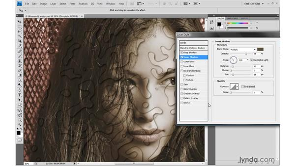 17. Layer Effects: Photoshop Top 40
