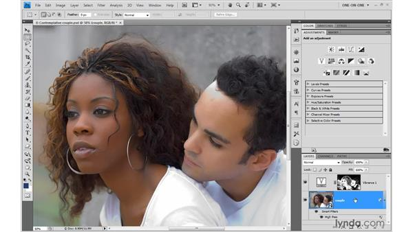 16. Adjustment Layers: Photoshop Top 40