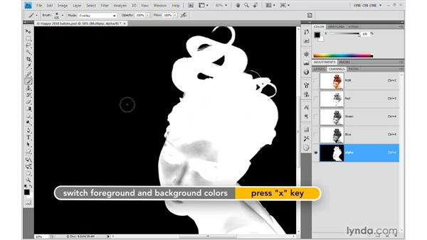 15. Alpha Channels: Photoshop Top 40