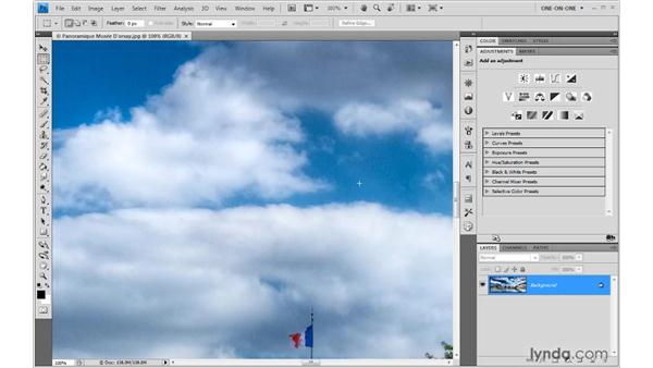 4. Navigation: Photoshop Top 40