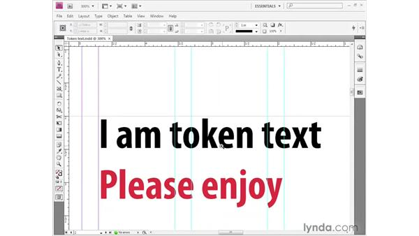 Getting around the Document window: InDesign CS4 Getting Started