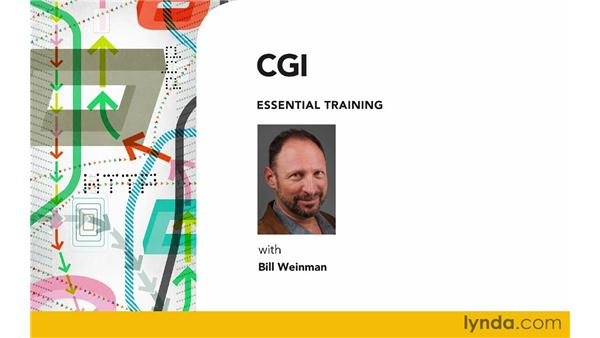 Goodbye: CGI Essential Training