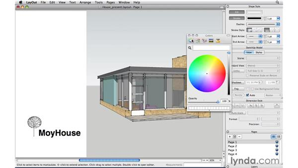 Important Mac and PC differences: SketchUp 7 New Features