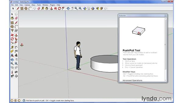 Interface enhancements: SketchUp 7 New Features