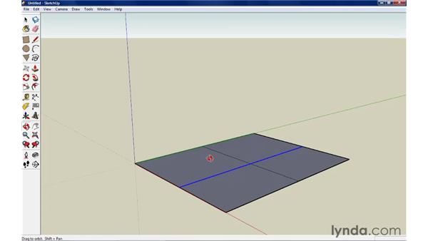 Drawing enhancements: SketchUp 7 New Features