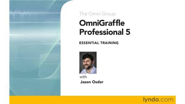 Goodbye: OmniGraffle Professional 5 Essential Training