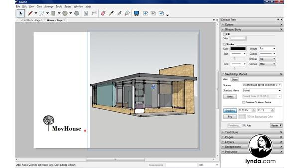 Welcome: SketchUp Pro: Tools and Techniques (2010)