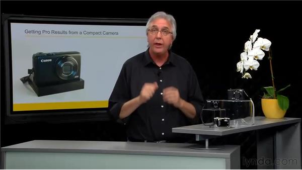 Exposure secrets: Getting Pro Results from a Compact Camera