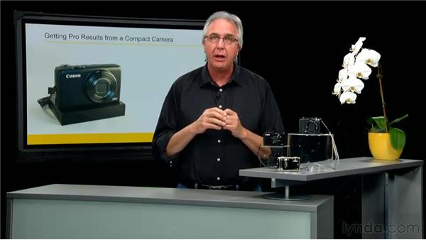 Flash intro: Getting Pro Results from a Compact Camera