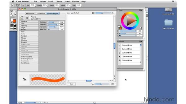 Which is best?: Corel Painter 11: Mastering Brushes