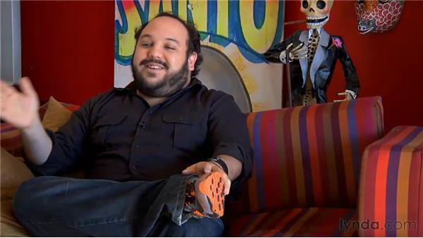 Educating Jorge: Creative Inspirations: Mexopolis, Animation Studio
