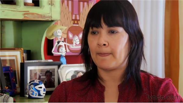 Educating Sandra: Creative Inspirations: Mexopolis, Animation Studio