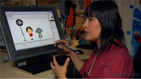 Designing characters: Amelia: Creative Inspirations: Mexopolis, Animation Studio