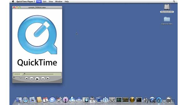 Creating and embedding reference movies: Mac OS X Server 10.6 Snow Leopard Essential Training
