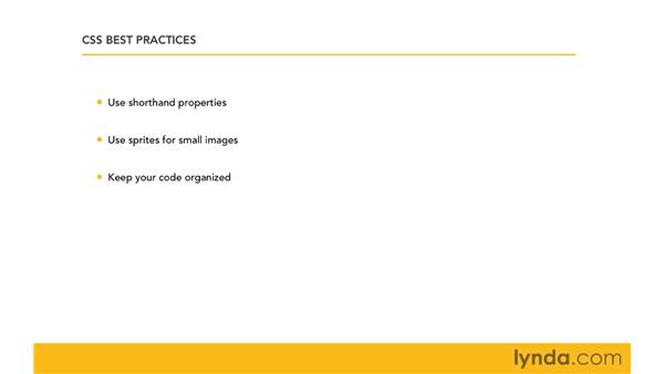 Best practices: CSS for Developers