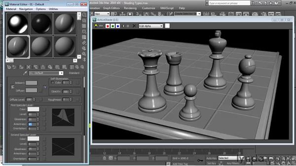 Multi-Layer: Textures and Materials in 3ds Max