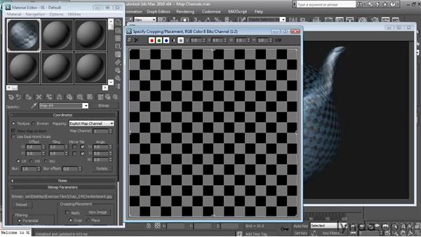 Opacity: Textures and Materials in 3ds Max