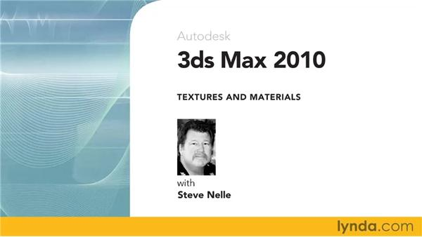 Goodbye: Textures and Materials in 3ds Max
