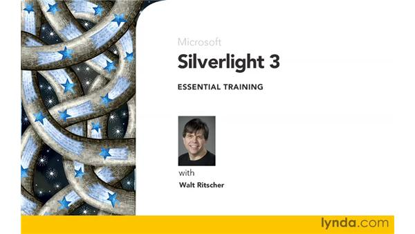 Goodbye: Silverlight 3 Essential Training