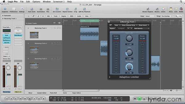 : Logic Pro 9 Essential Training