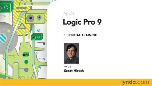 Goodbye: Logic Pro 9 Essential Training