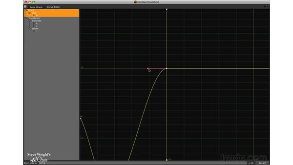 Curve types: Nuke 5 Essential Training